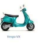 Piaggio Vespa LX Vs Vespa VX Vs Vespa S 125 CC Scooters Bikes Specifications Price Mileage Review