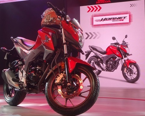 Honda CB Hornet 160R Bike Specifications Review Price Mileage