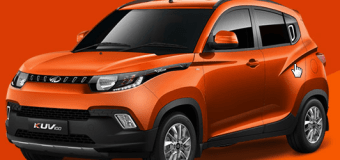 Mahindra KUV100 Specifications Price Review Mileage