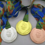 Do you know the Weight of Olympic Gold Silver Bronze Medals at Rio 2016