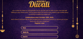 Participate in Asus Incredible Diwali Contest and Win Gifts