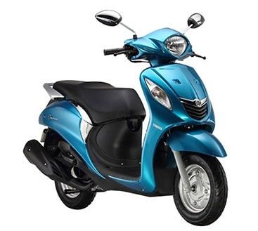 Yamaha Fascino Bike Specifications Review Price Mileage