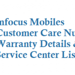 Infocus Customer Care Number Warranty Service Center Details