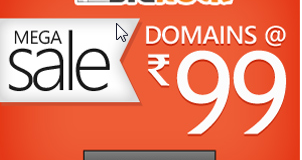 Buy .com Domain Name for Only Rs 99, Cheapest .com Offer