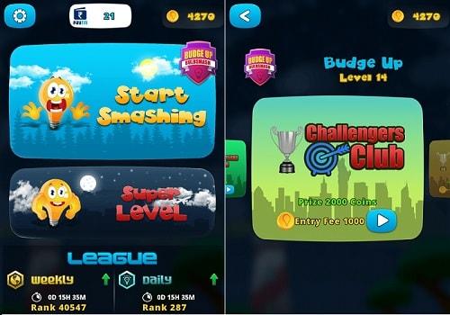 Play Bulb smash Game and get free paytm cash