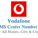 List of Vodafone SMS Center Number for all Circles