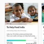 Using Impact App Every Step You Make Can Raise Money For Social Charities