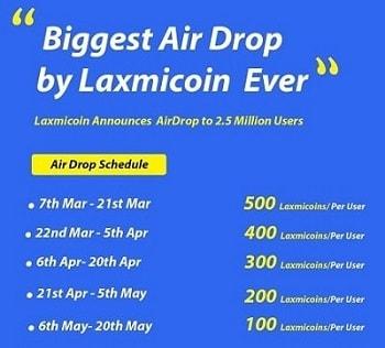 free laxmicoin