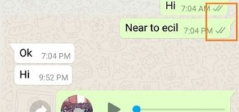 How to Know Whether your Whatsapp Message Have Read or Not Even when Untick Read Receipts