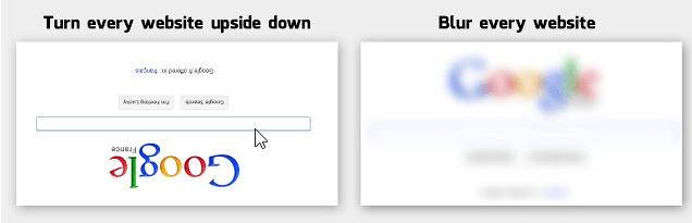 aprilFools Chrome Plugin