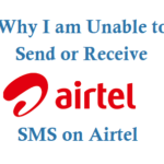 Why I am Unable to Send or Receive SMS on Idea - TechAccent