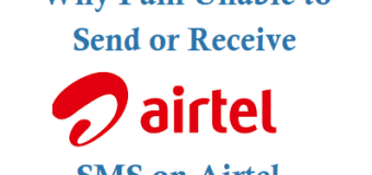 Why I am Unable to Send or Receive SMS on Airtel