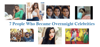 7 People Who Became Overnight Celebrities