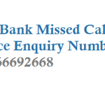 The Mehsana Urban Co Op Bank Missed Call Balance Number
