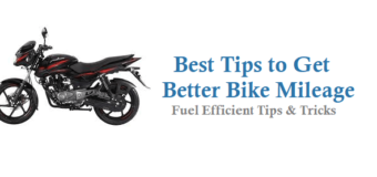7 Best Tips to Get Better Bike Mileage