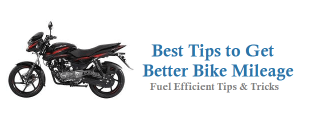Best Tips to Get Better Bike Mileage