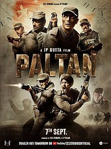 Paltan Meaning