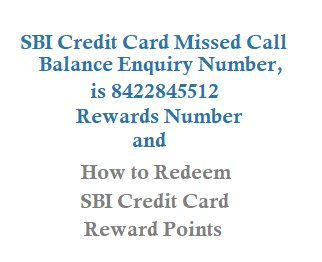 Sbi Credit Card Missed Call Balance Enquiry Number Available Credit And Other Details Techaccent