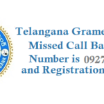 Telangana Grameena Bank Missed Call Balance Number and Registration Details