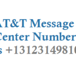 AT&T SMS Message Center Number for All Regions