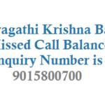 Pragathi Krishna Bank Missed Call Balance Enquiry Number Registration and Customer Care Number