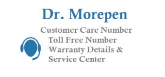Dr Morepen Customer Care Number Toll Free Number Warranty Details and Service Center