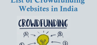 List of Crowdfunding Websites in India