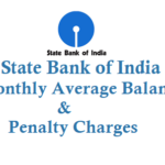 State Bank of India SBI Monthly Average Balance for Metro Urban Semi Urban and Rural Areas and Penalty Charges