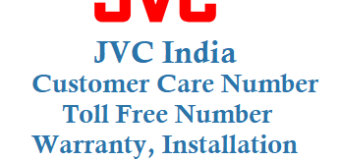 JVC India Customer Care Number Toll Free Number Warranty Installation and Other Details