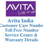 Avita Customer Care Number Toll Free Number Service Center and Warranty Details