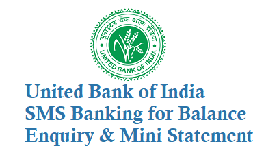 United Bank of India SMS Banking number 9223173933 for Balance Enquiry Mini Statement