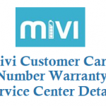 Mivi Customer Care Number Warranty Service Center and Other Details