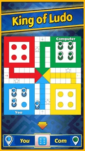 ludo king online mobile game app to be played with friends and family