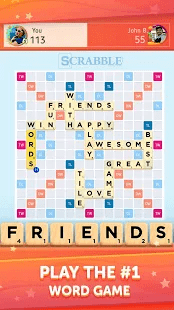 best word game for friends family online
