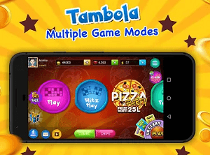 virtual tambola game which can be played with friends and family