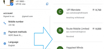 How to Check UPI Mandate in Google Pay for IPOs