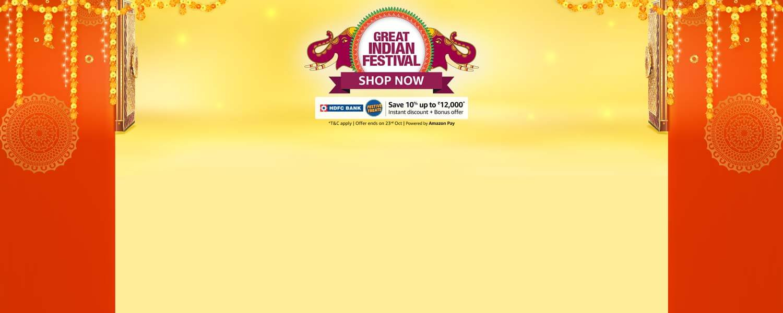 Best Amazon Great Indian Festival Deals